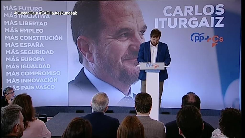 PP+C's koalizioak eskuratu du Eusko Legebiltzarreko azken ordezkaria Bizkaian EH Bilduren kaltetan