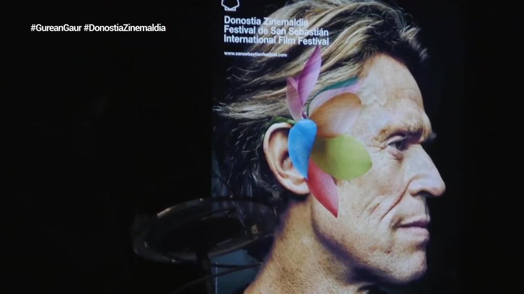Willem Dafoe izango da 68. Donostia Zinemaldiaren karteleko irudia