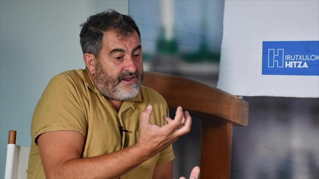 Donostia Saria jasoko du gaur Viggo Mortensenek