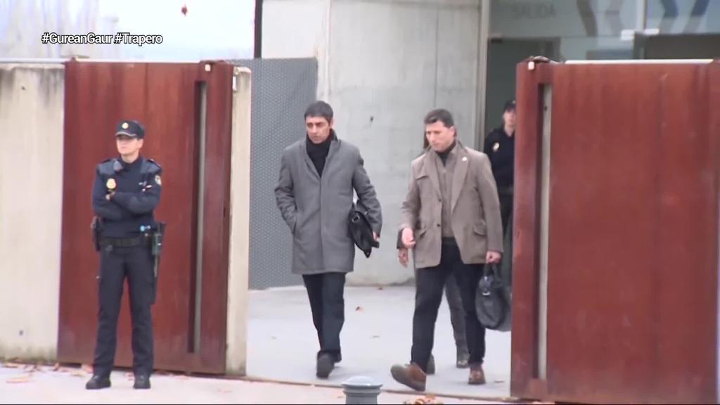 Trapero mossoen buru izandakoa absolbitu du Auzitegi Nazionalak