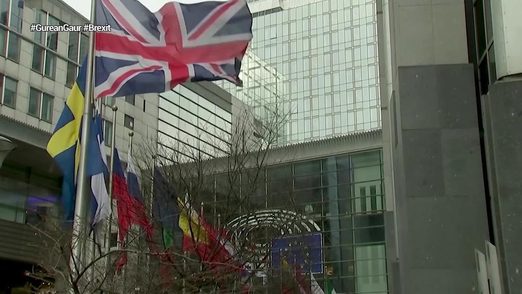 Gaur berrekin diete Brexitaren negoziaketei