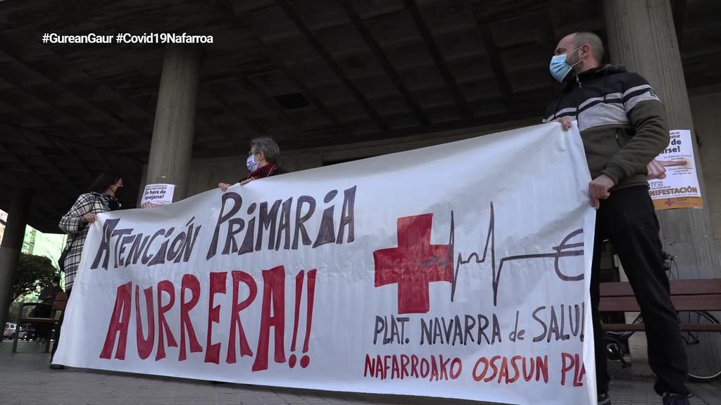 Aspaldiko partez %5aren azpitik kokatu da positibotasun-tasa Nafarroan