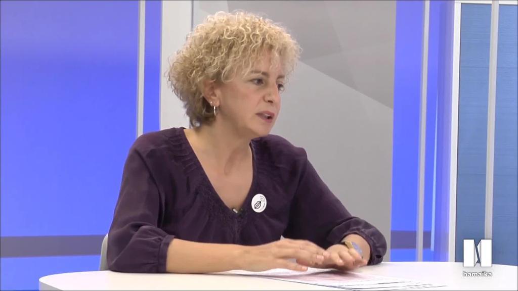 Isabel González: