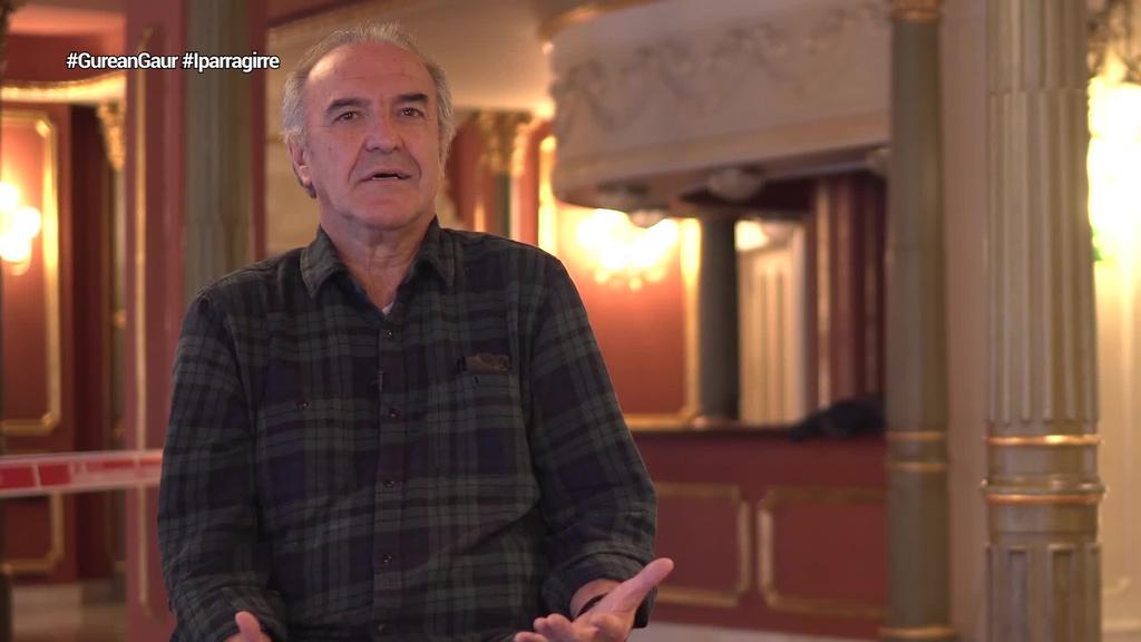 Iparragirre omenduko du Gontzal Mendibil musikariak bardoaren jaiotzetik 200 urtera