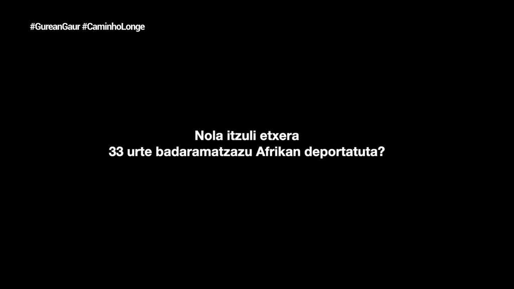 Zinema aretoetara iritsiko da gaur Caminho Longe dokumentala