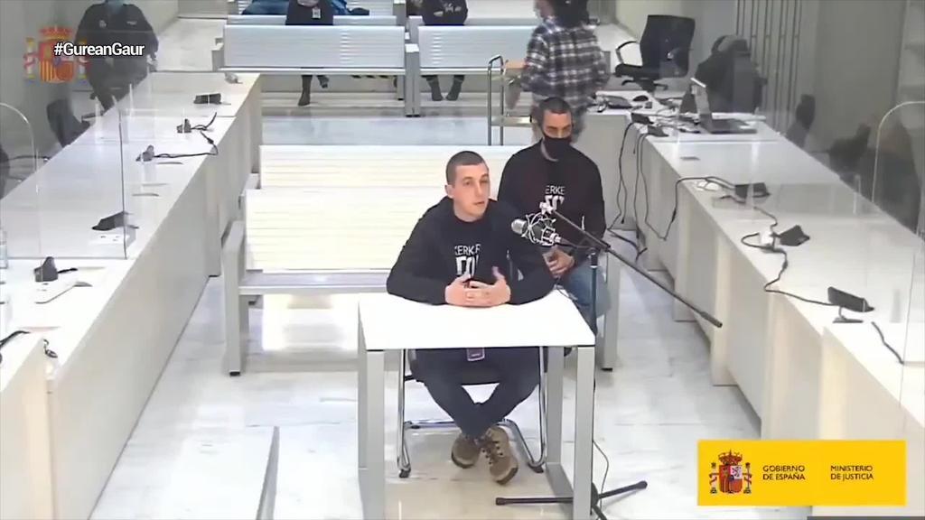 Zortzina urteko zigor eskaera berretsi du fiskalak Barbado eta Zelaiaren aurka