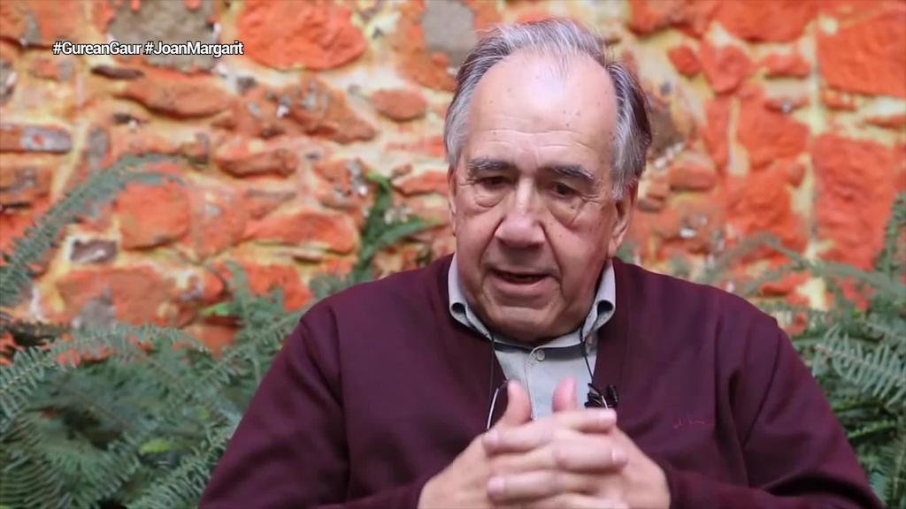 Joan Margarit poeta kataluniarra zendu da, 82 urte zituela