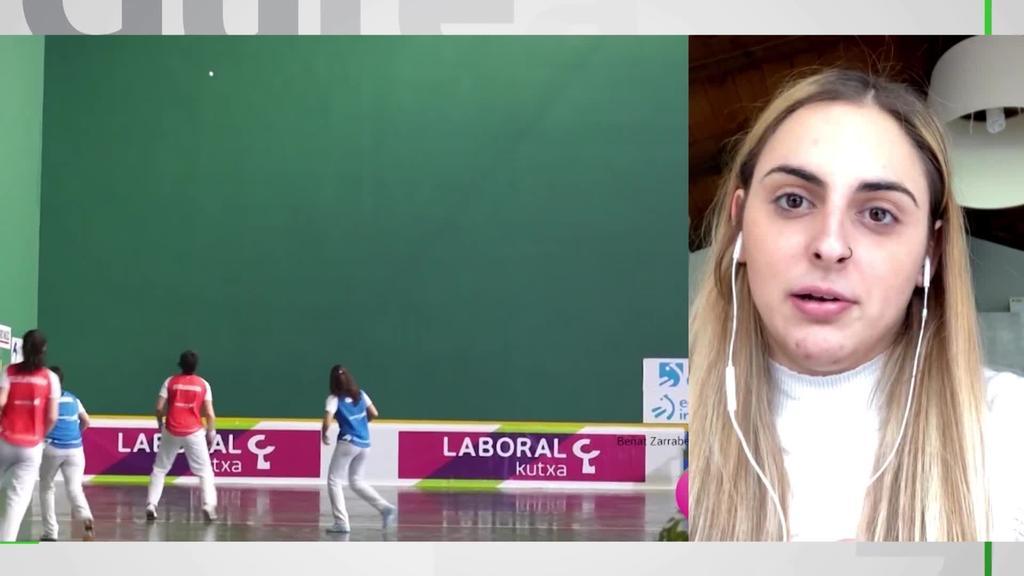 Amaia Aldai: