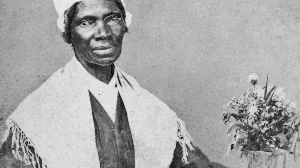 Sojourner Truth: 'Ain't I a woman?'