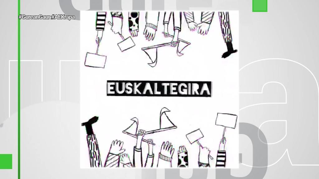 AEK-k Euskal Herriko plazak hartuko ditu martxoaren 28an