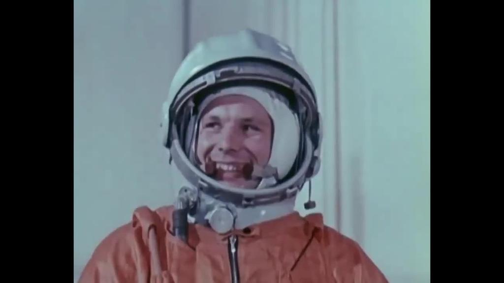 Gaur 60 urte Yuri Gagarin izan zen espaziora ailegatu zen lehen pertsona