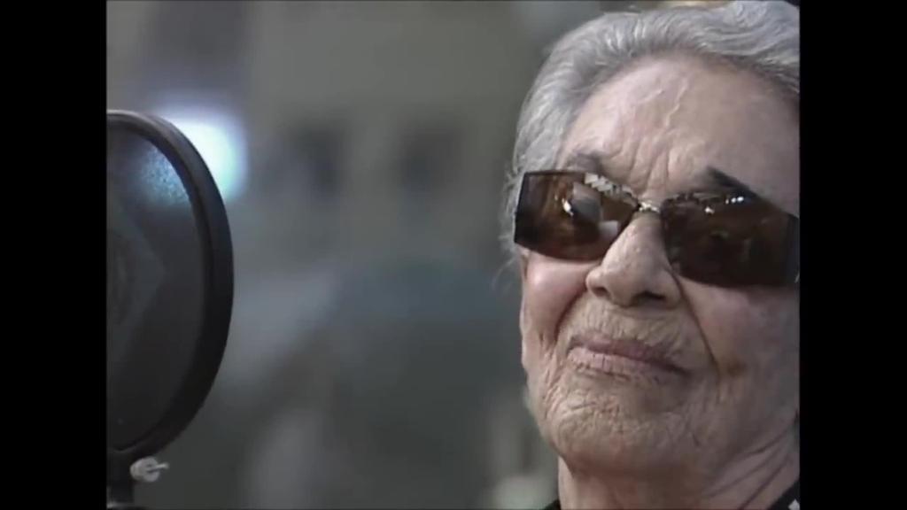 Gaur 102 urte Chavela Vargas jaio zen