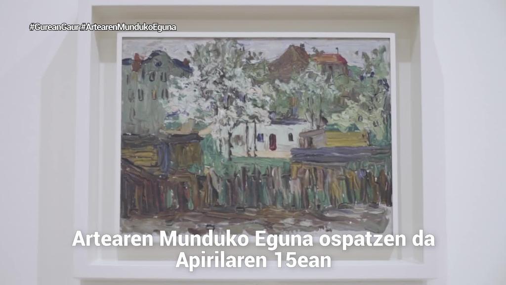 Artearen Munduko Eguna ospatzen da apirilaren 15ean, Leonardo Da Vinci jaio zen egunean