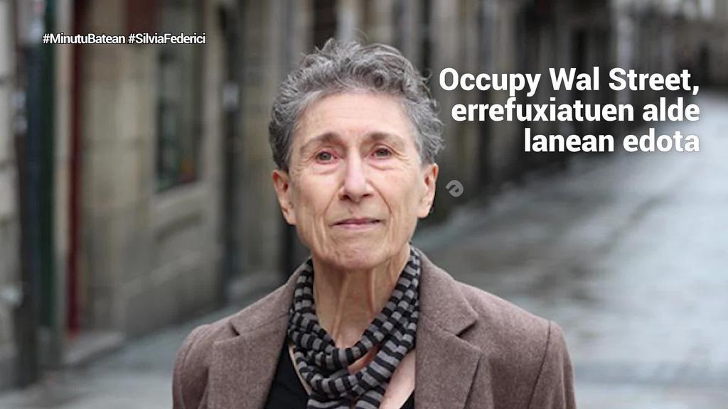 Silvia Federici militante feministak 79 urte bete ditu