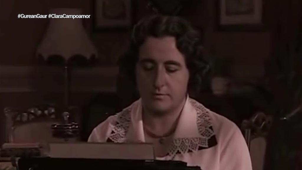 49 urte igaro dira Clara Campoamor ekintzaile feminista historikoa hil zenetik