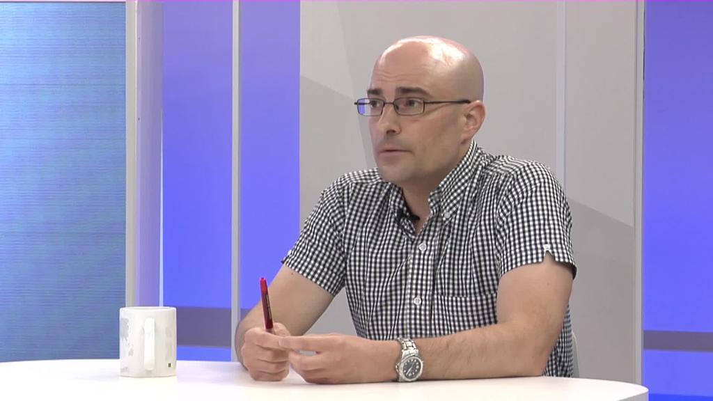 Alfonso Rios: