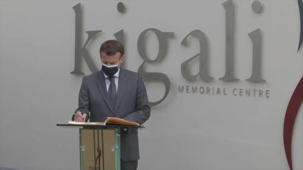 Frantziak Ruandako genozidioan izandako ardura aitortu du Macronek