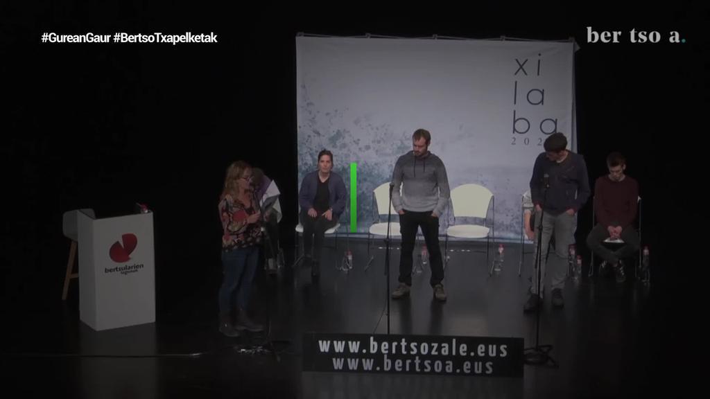 Nafarroako, Bizkaiko eta Xilaba bertso txapelketak udazkenean egingo dituzte