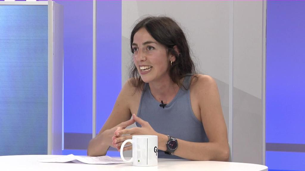 """Izar Hernando: """"Eusko Jaurlaritzaren erasoa ezker independentismoaren aurkakoa da"""""""