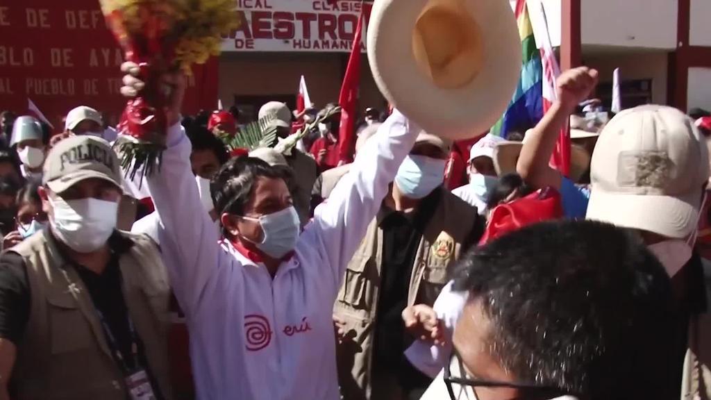 Aro berri bat ireki dezake Pedro Castillok Peruko politikan
