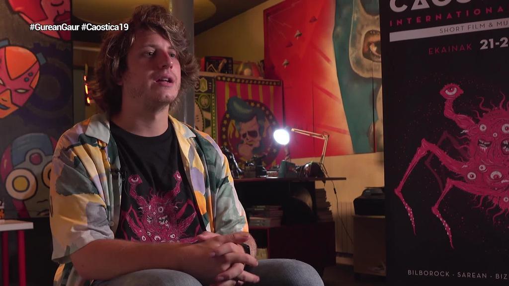 Ekainaren 21ean hasiko da Caostica, Bilboko film labur eta musika bideoen jaialdia