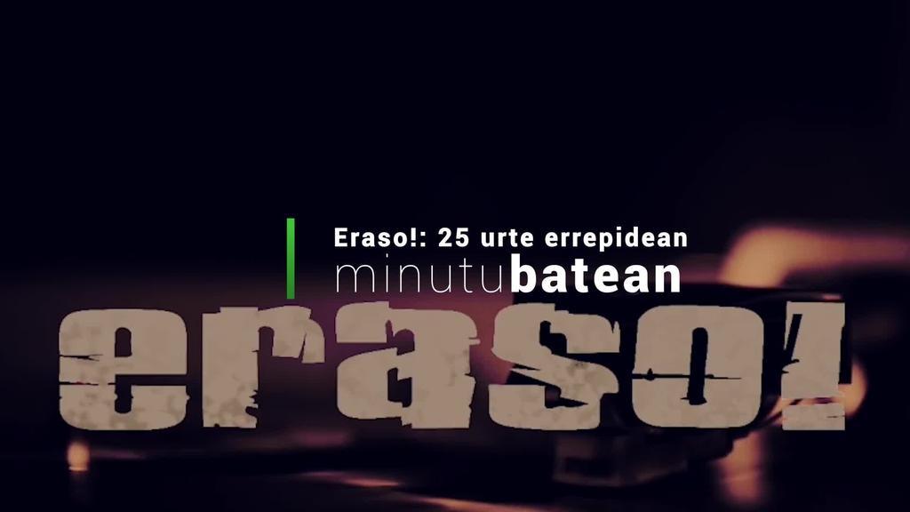 Eraso! taldea, 25 urte errepidean