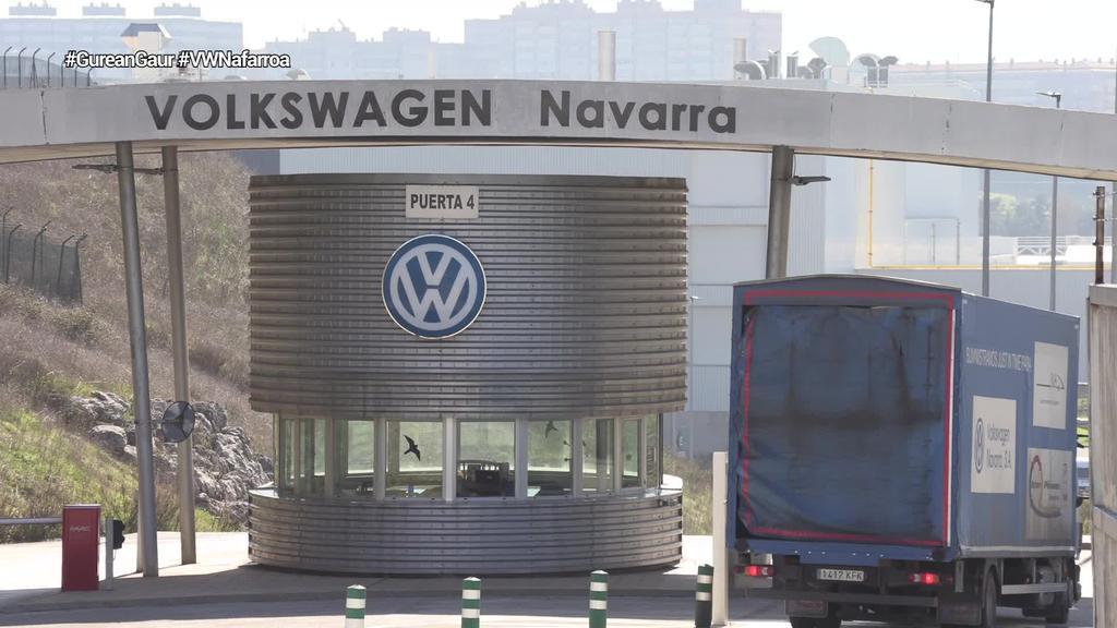 VWen eta Mercedesen ekoizpena etengo da luzatzen ari den hornidura-krisiaren ondorioz