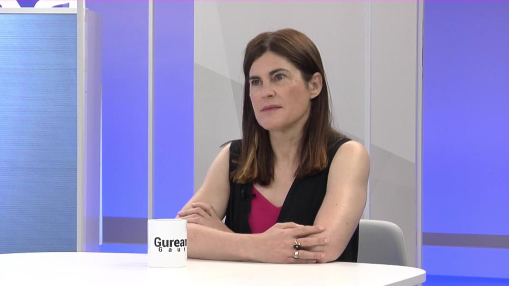 """Miren Gorrotxategi: """"Ez dakit momentu egokia den autogobernuaz eztabaidatzeko"""