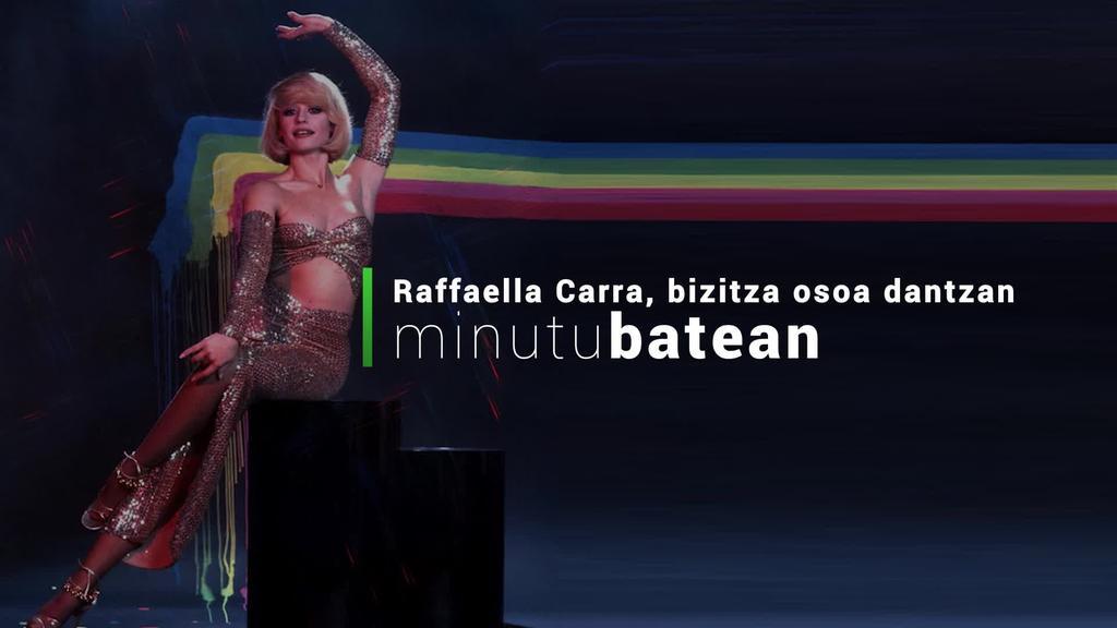 Raffaella Carra, bizitza oso bat dantzan