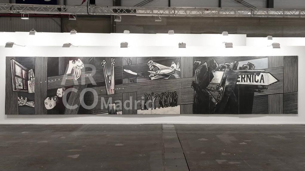 ARCO Azokan izango da Ibarrolaren 'Guernica Gernikara'