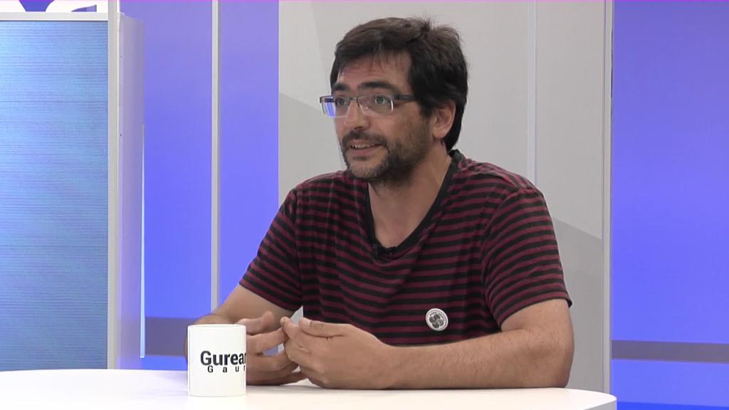 Peio Jorajuria: