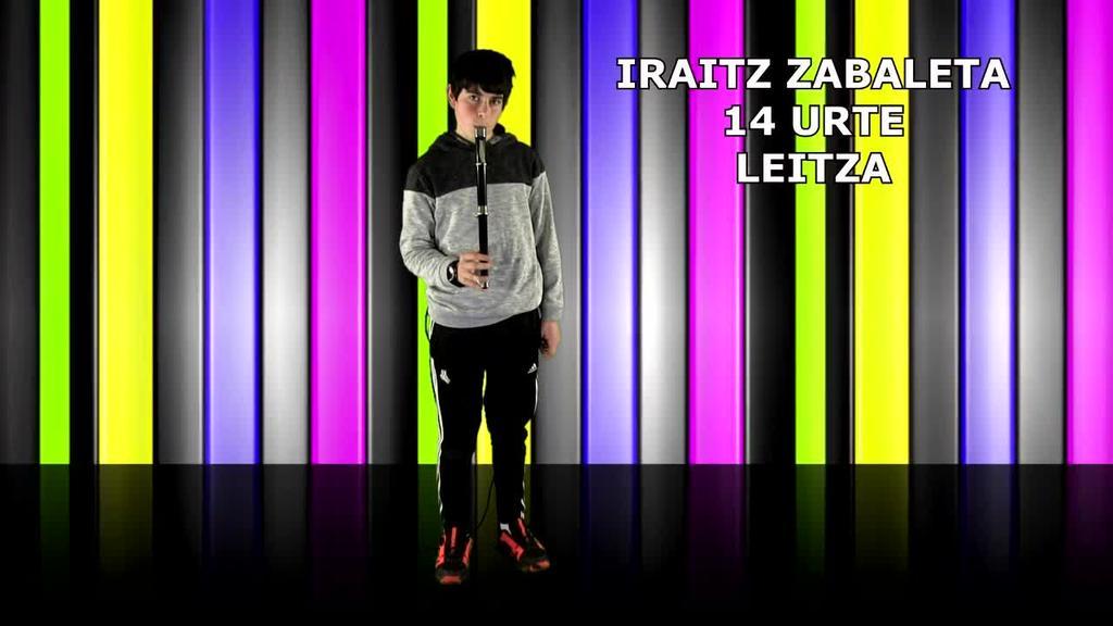 Iraitz Zabaleta | Orhiko xoria