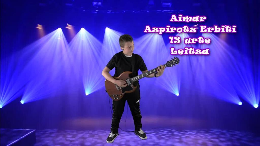 Aimar Azpirotz Erbiti | ACDC