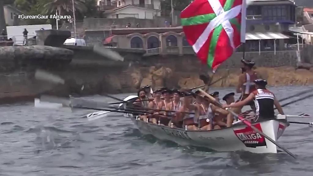 Gaur izango da Euskadiko Traineru Txapelketa Lekeition