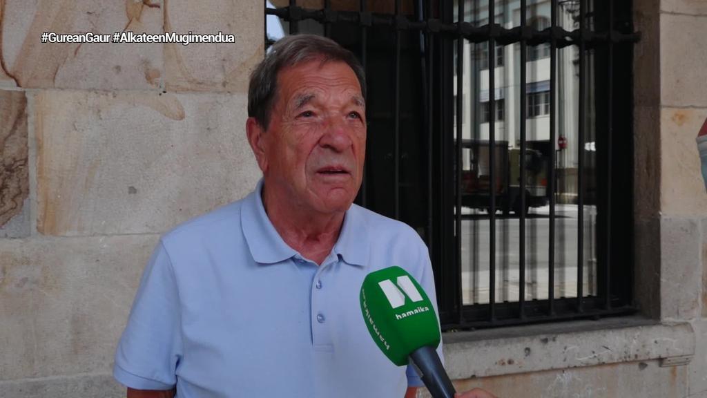 """Jose Luis Elkoro: """"Nortasuna, Euskal Herriaren jabetasuna… gure helburuak horiek dira"""""""