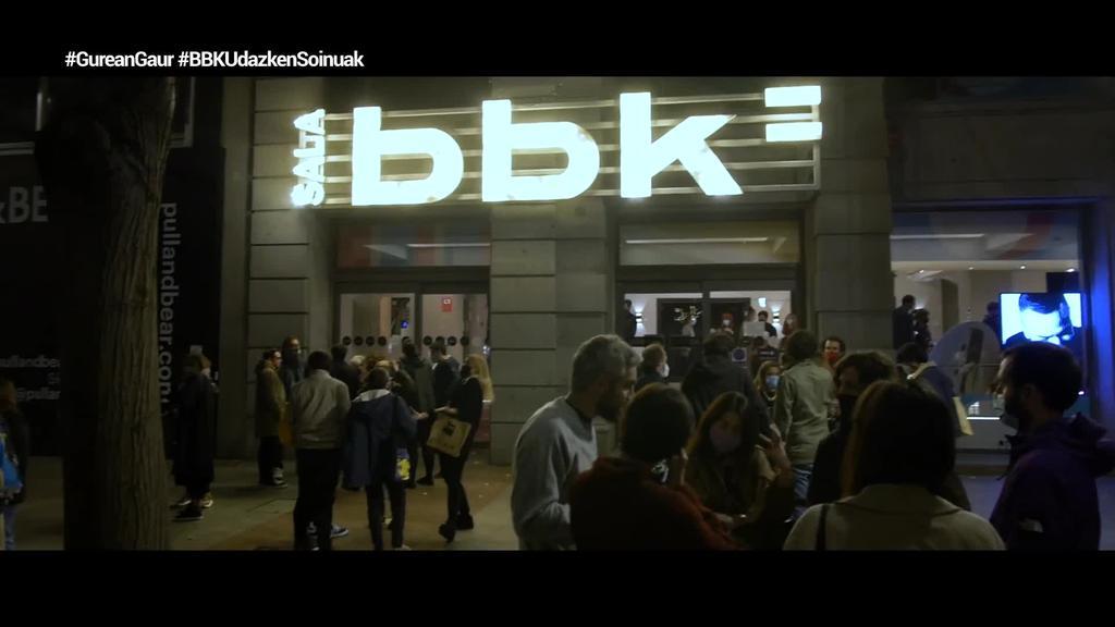 'Udazken soinuak' zikloa aurkeztu du Bilboko BBK Aretoak