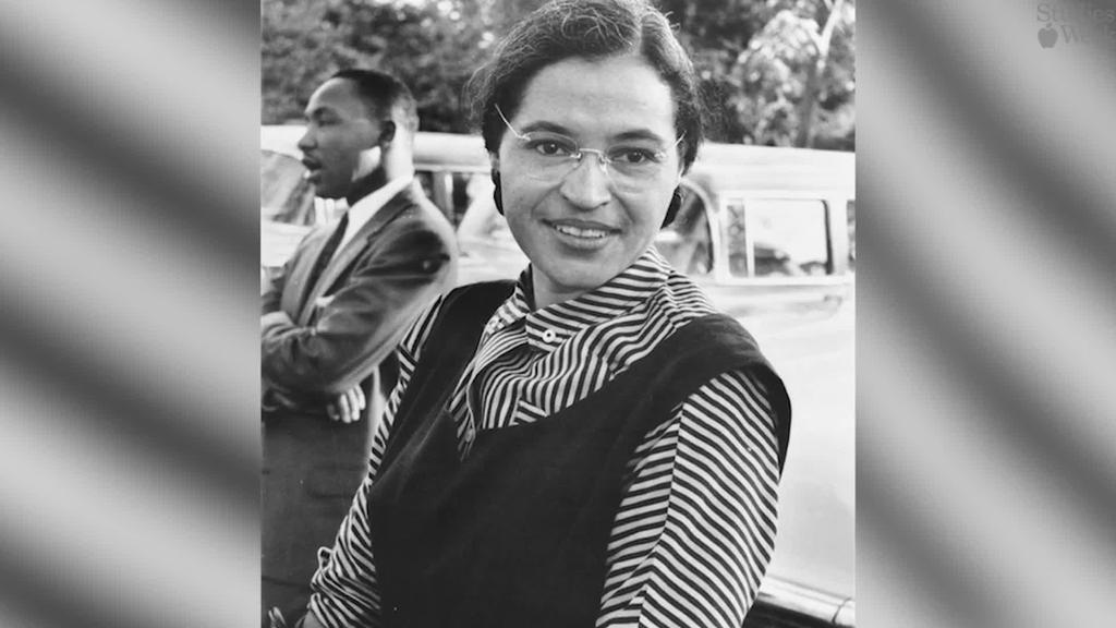 16 urte Rosa Parks aktibista hil zenetik