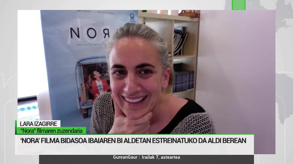 Lara Izagirre: