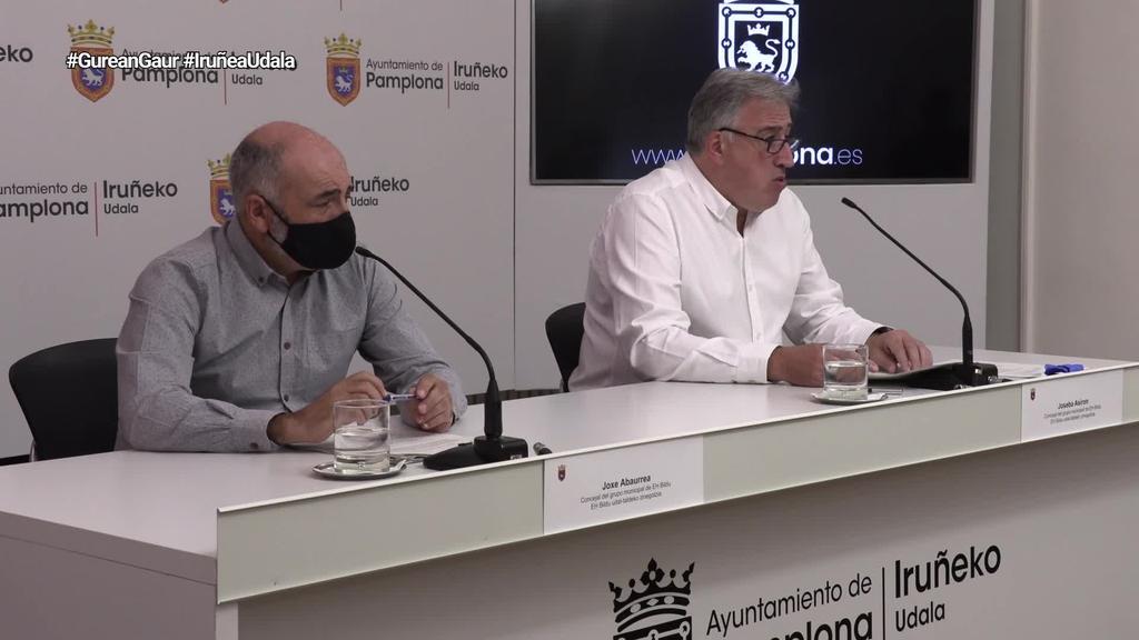 Nafarroako auzitegiak legez kanpokotzat jo du Coworkids zerbitzuko arduradunaren kontratazioa