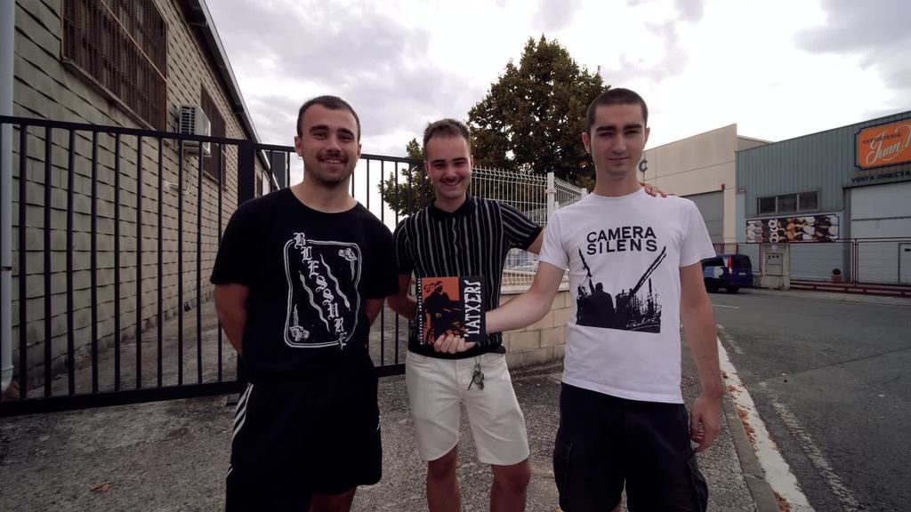 MusikaZuzenean TB # 150 : Tatxers + Gartxot (The Guilty Brigade)