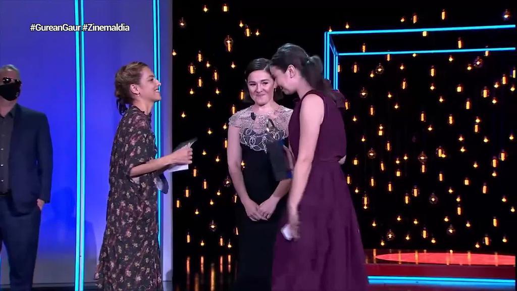Alina Grigoreren 'Crai Nou' filmak irabazi du Urrezko Maskorra