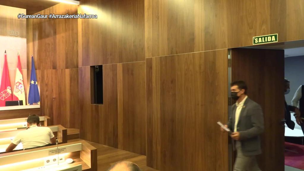 Gorroto diskurtso eta delituen arteko harremanarekiko kezka azaldu du Nafarroak
