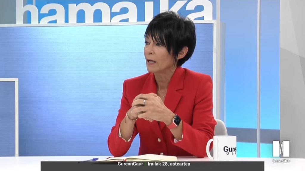 Maddalen Iriarte: