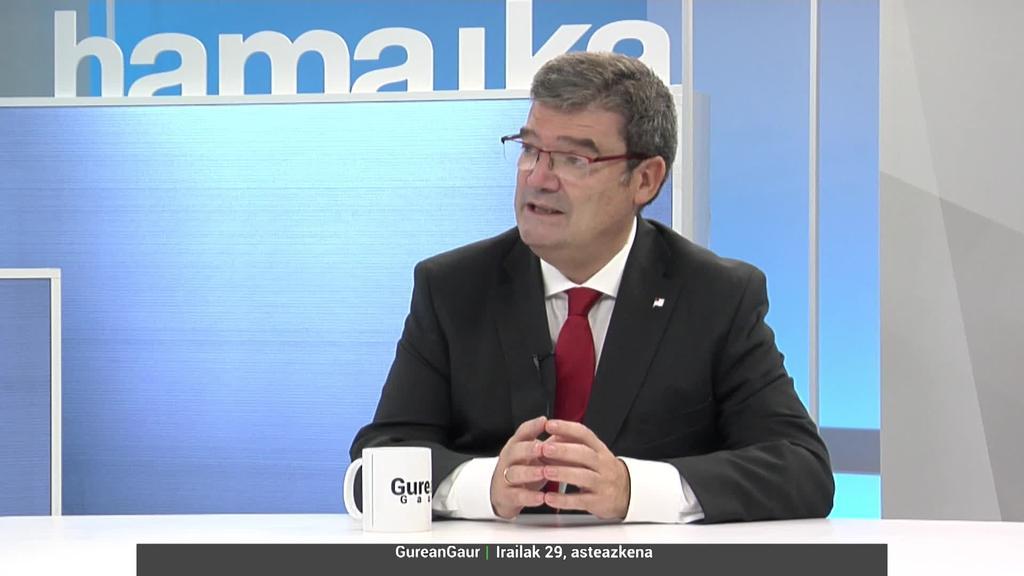 Juan Mari Aburto: