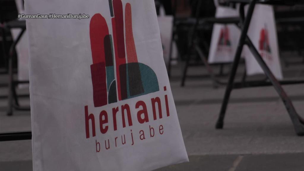 Hernani Burujabe aurkeztu dute, tokiko garapen jasangarrian oinarritutako proiektua