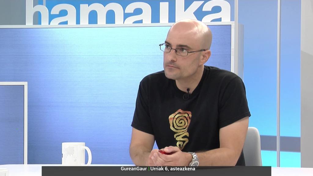 Alfonso Rios: 'Segurtasuna, prebentzio neurriak eta antolakuntza sindikala indartu behar dira'