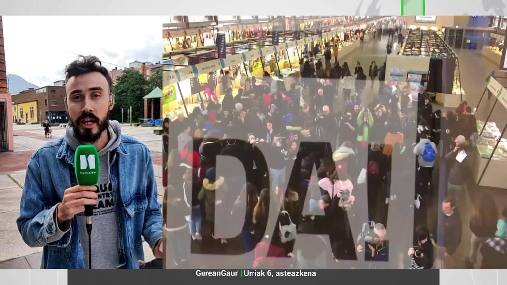 Iker Aginaga: 'Durangoko Azokako edukiera %100koa izango da'