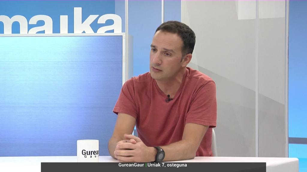 ELA: 'Errepublika nagusi den estatu propio baten aldeko hautua egingo dugu'