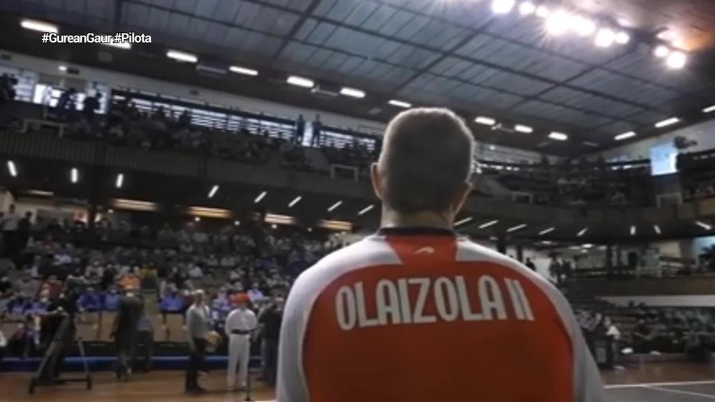 Azkeneko partida jokatu du Aimar Olaizolak Eibarko Astelehenan