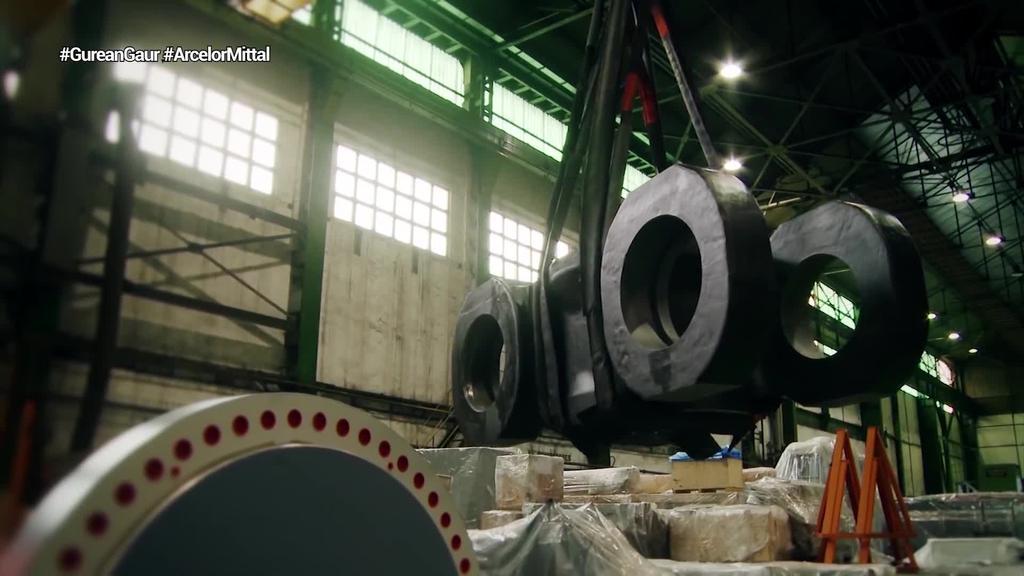 ArcelorMittalek geldialdi partzialak egingo ditu  Olaberriko eta Bergarako lantegietan